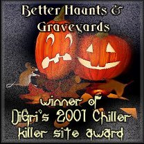 DiGri's Chiller Killer Site Award