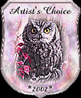 Artist's Choice Merit!