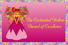 Enchanted Hollow Award