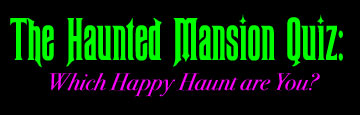 Which happy haunt are you?